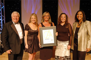 VEGAS.com receives the 2006 TIA Award for best domestic advertising campaign