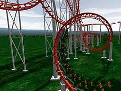 Max Flight 2002 Virtual Roller Coaster