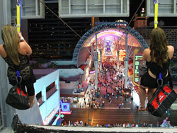 SlotZilla at Fremont Street Experience