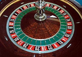 video roulette in vegas