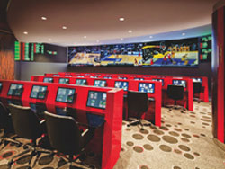 The Cosmopolitan of Las Vegas Race & Sports Book