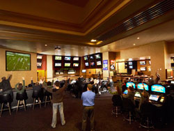 Stratosphere Sports Book