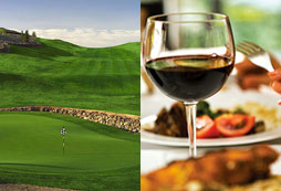 Drive & Dine Golf Package