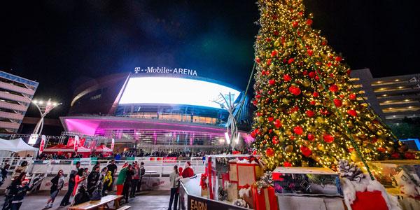 The 2019 Holiday Season In Las Vegas Vegascom
