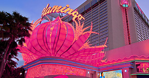 Las Vegas Hotels - Flamingo