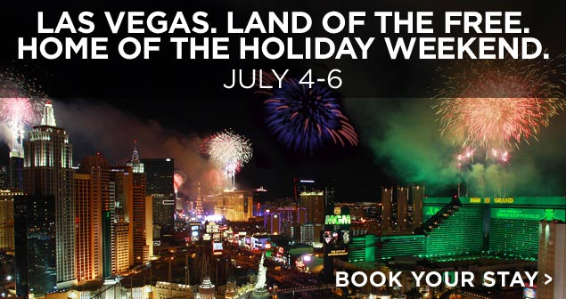 Book Your 4th of July trip today
