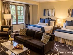 Executive Two Queen Suite