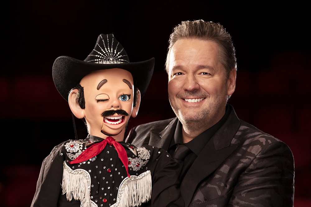 Terry Fator: Who's the Dummy Now - Walter T. Airdale