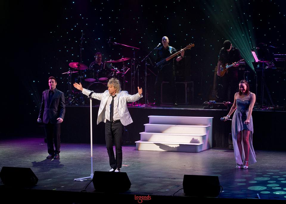 Legends in Concert - Rod Stewart Tribute