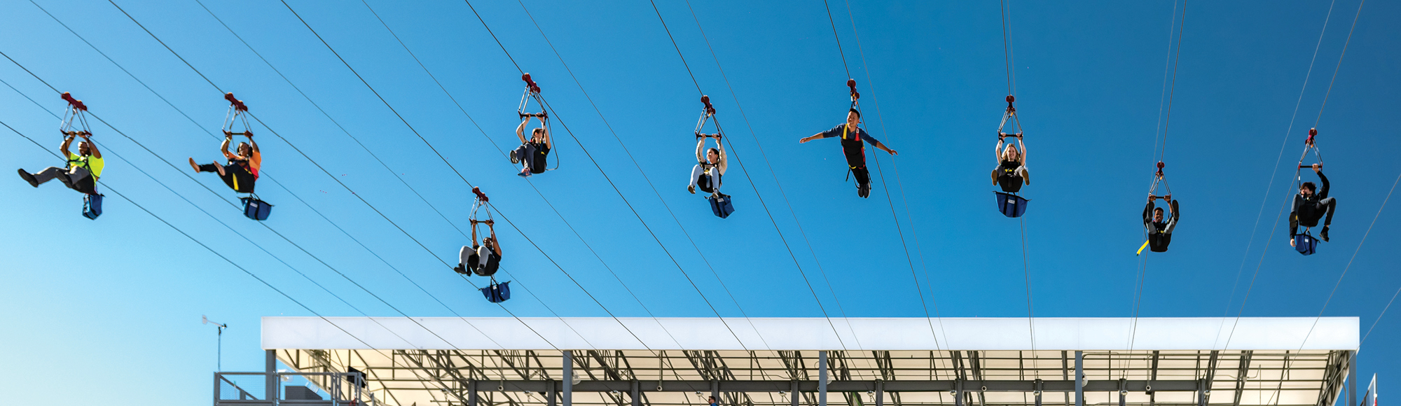 Fly LINQ attraction