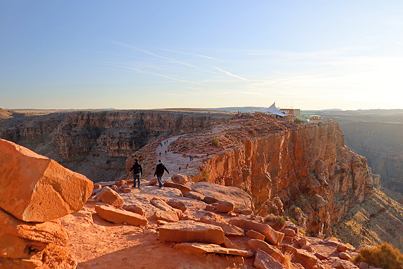 Grand Canyon Experience - Grand Canyon West Rim
