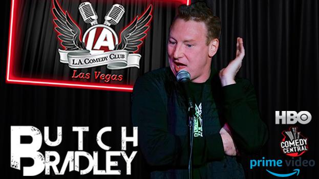 LA Comedy Club - LA Comedy Club Butch Bradley