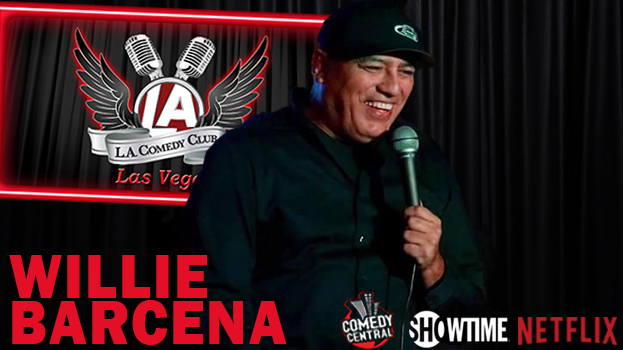 LA Comedy Club - LA Comedy Club Willie Barcena