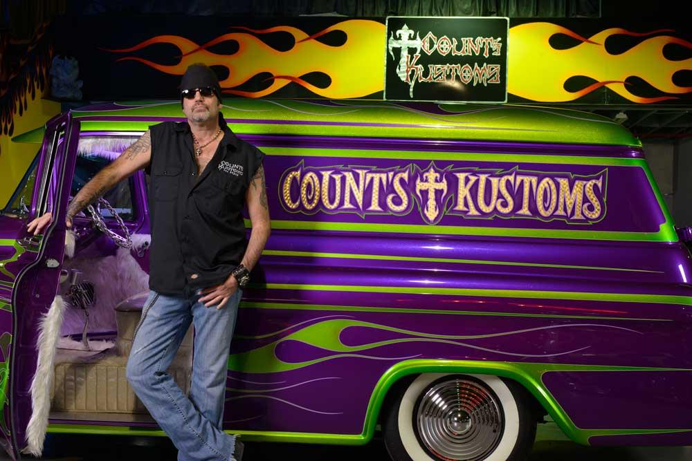 Count's Kustoms Car Tour - Count's Kustoms Car Tour