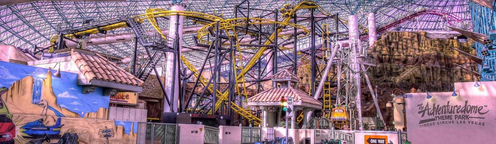 Adventuredome Las Vegas Nevada Vegas Com