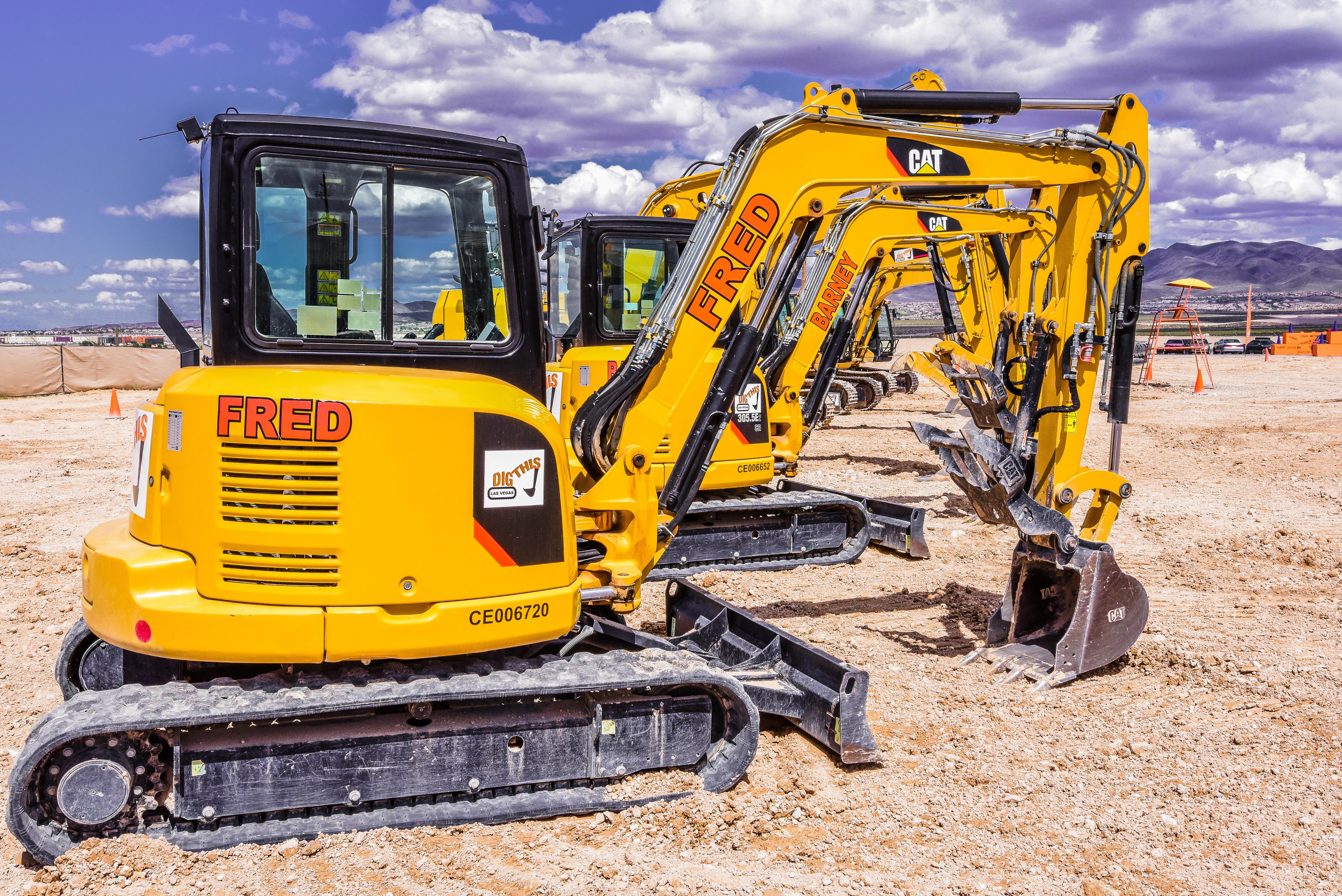 Dig This - Dig This Excavators
