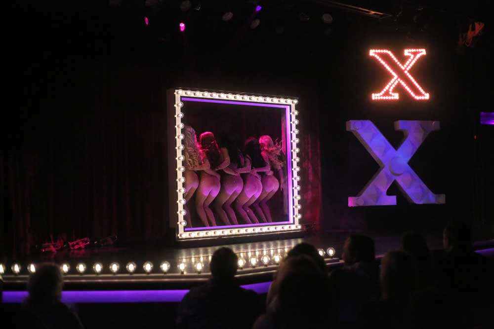 X Burlesque - X Burlesque