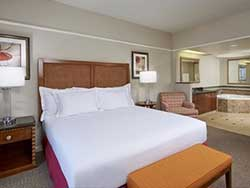 2 Bedroom Suite 2 Kings and 2 Sofa Beds