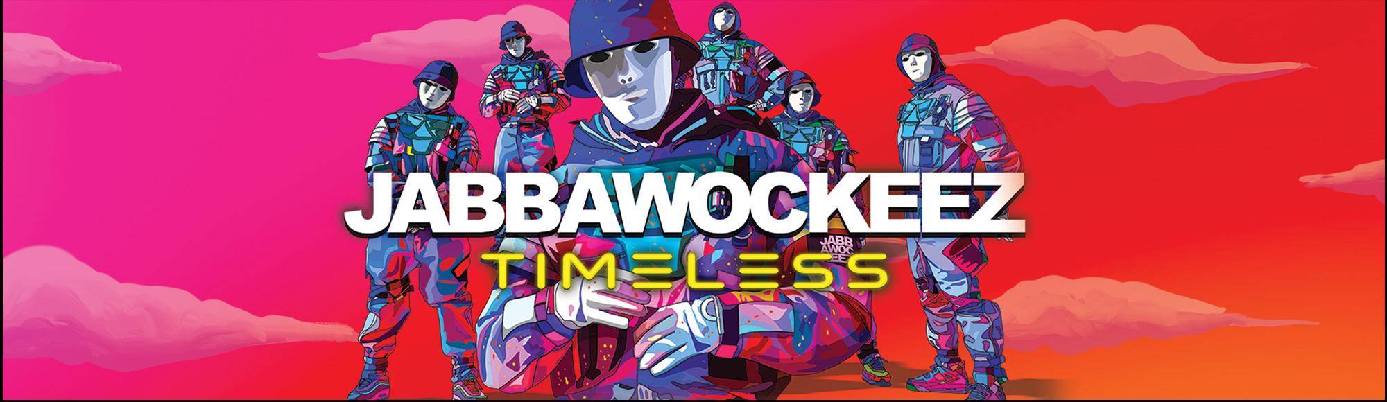 Jabbawockeez show