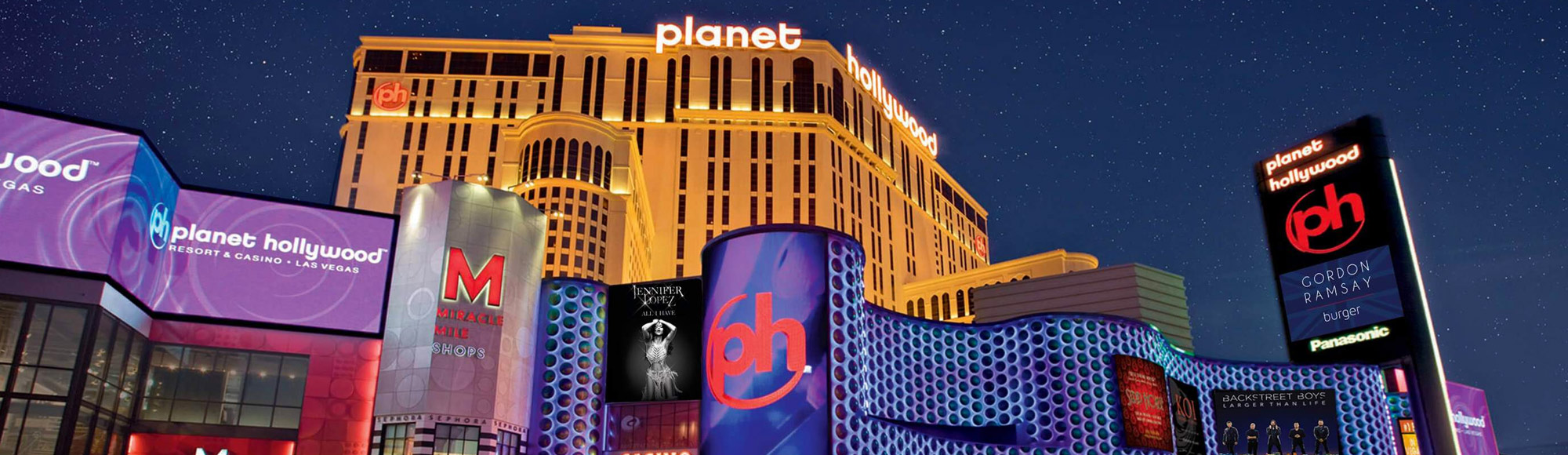 Planet Hollywood Hotel in Las Vegas | Vegas com