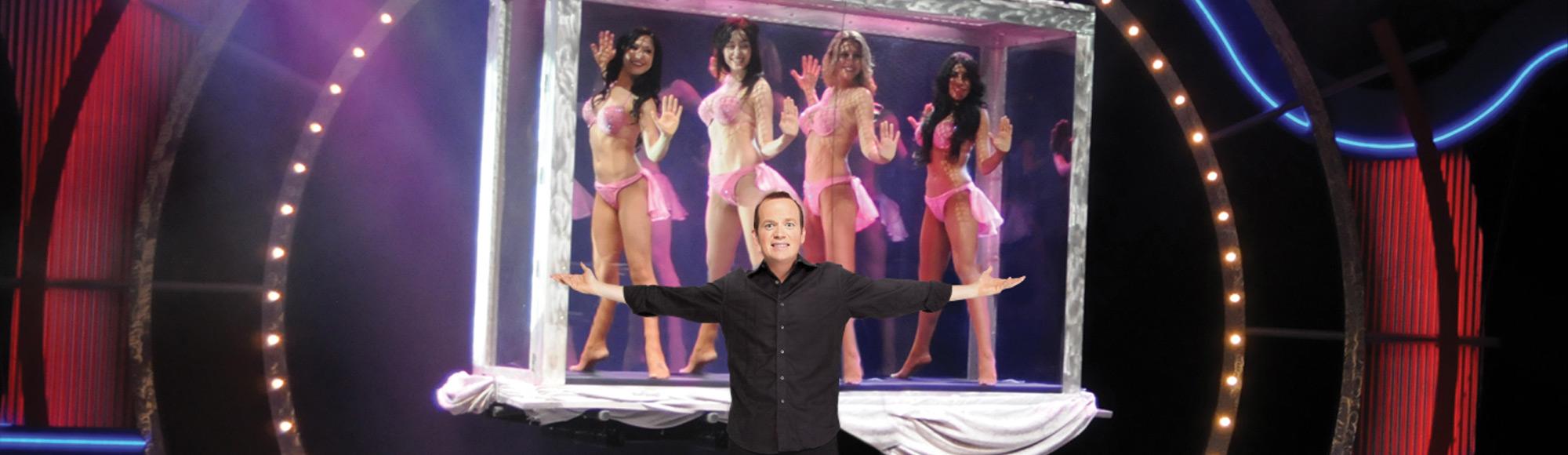 Nathan Burton Comedy Magic Show show