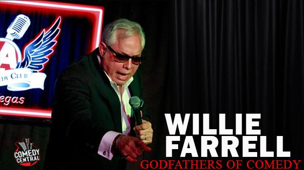 LA Comedy Club - LA Comedy Club Willie Farrell