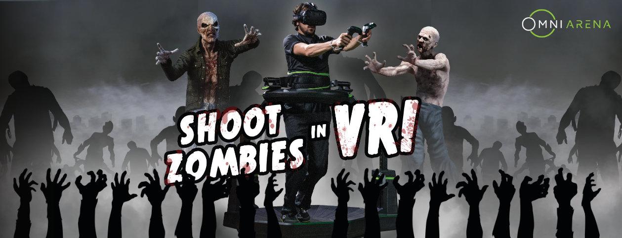 Pole Position Raceway - Pole Position VR Zombies