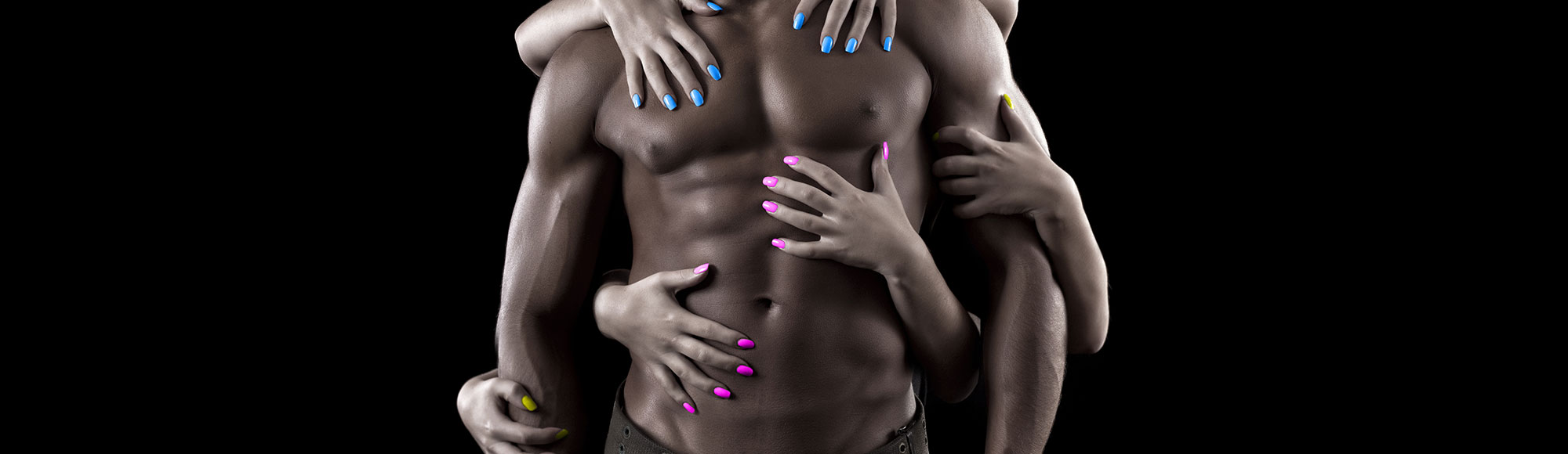 Rock Candy: Male Revue show