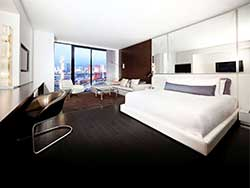 Studio Suite - One King Bed, Strip View
