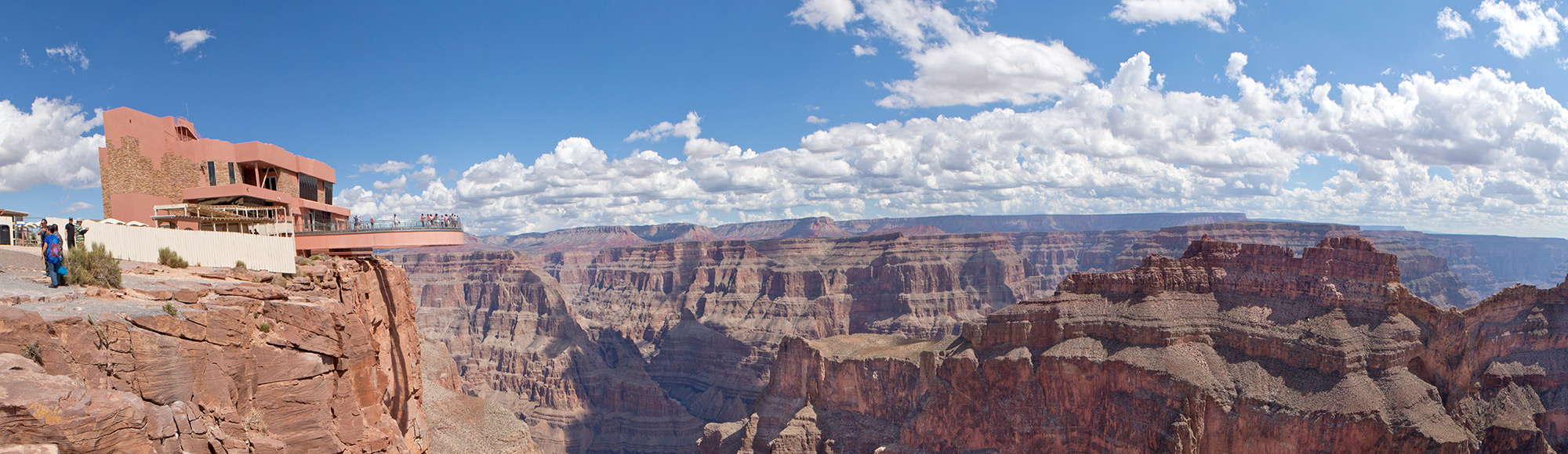 Grand Canyon West Rim 5 in 1 tour