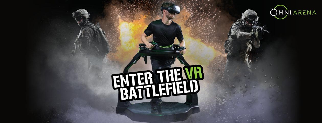 Pole Position Raceway - Pole Position VR Battlefield