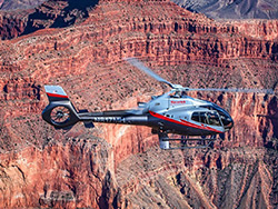 Grand Canyon West Rim Ground Helicopter 6 in 1