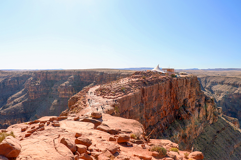 Highlights Over Grand Canyon Tour - Grand Canyon West Rim