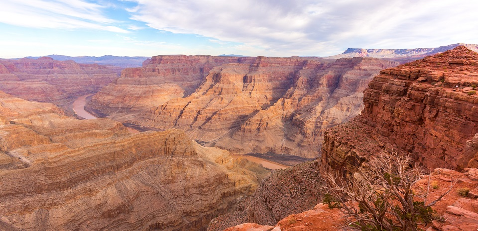 Grand Canyon West Admission - Grand Canyon West Guano Point