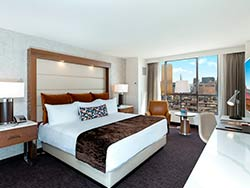Premier Room - One King Bed with City View