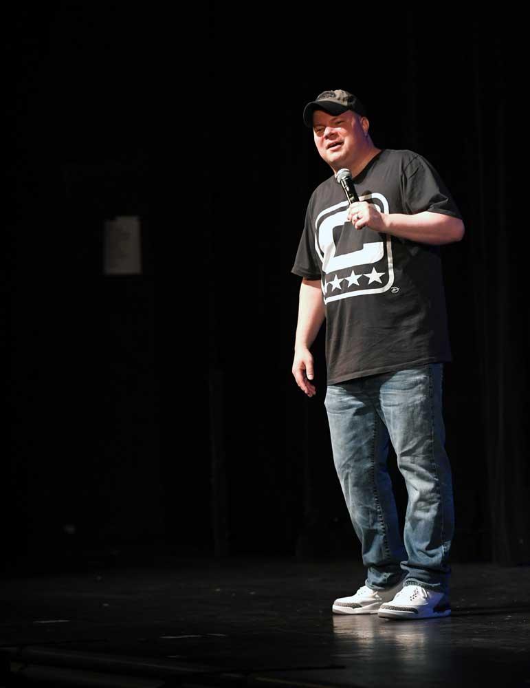 John Caparulo MADCAP Comedy - The Comedy Lineup