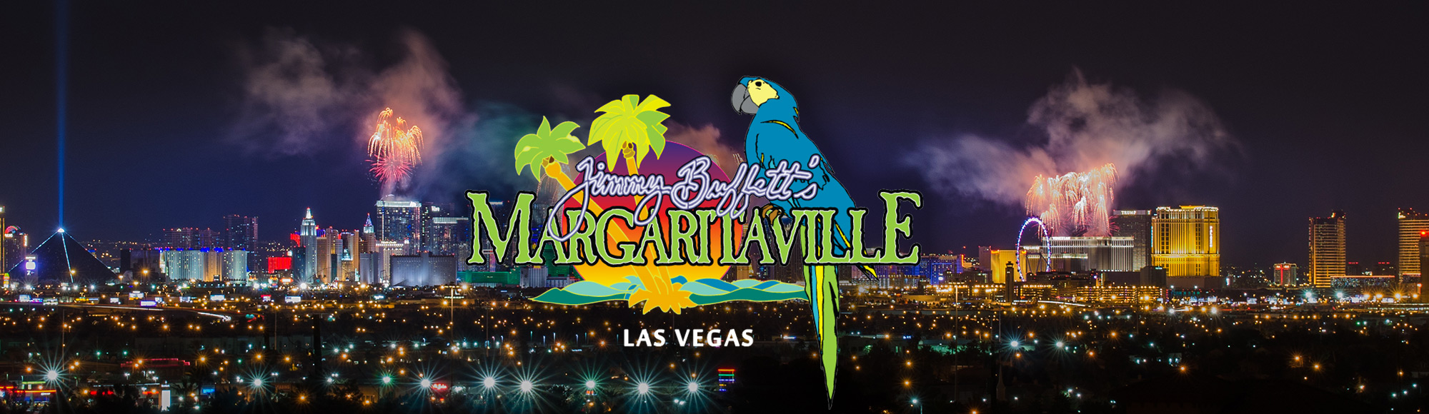 2020 Margaritaville New Year's Eve Party Show Las Vegas ...