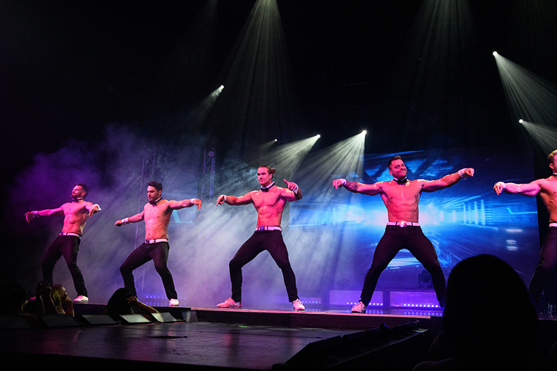 Chippendales - Chippendales Slideshow 7