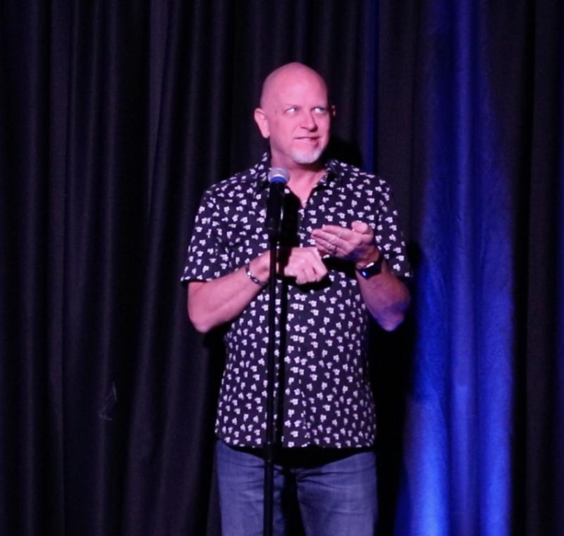 Delirious Comedy Club - Don Barnhart