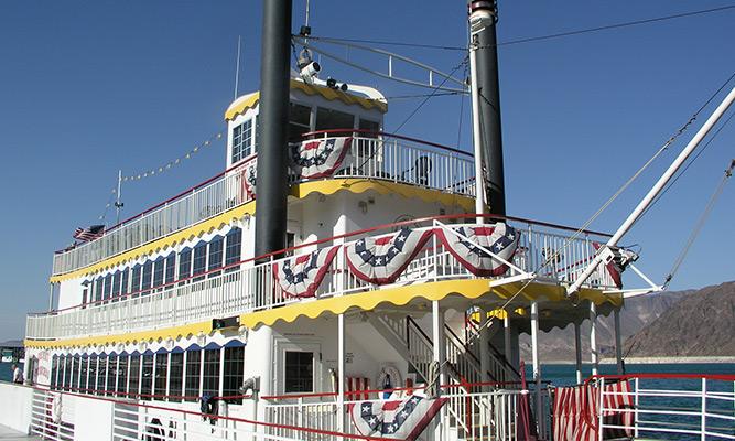 Lake Mead Cruises -