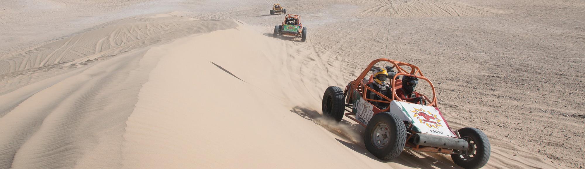vegas sand dune buggies