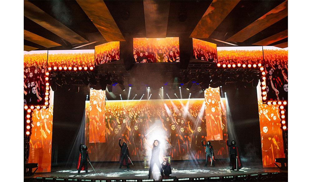 Criss Angel MINDFREAK at Planet Hollywood - CRISS ANGEL MINDFREAK