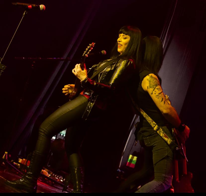 Queens of Rock - Queens of Rock Slideshow 2