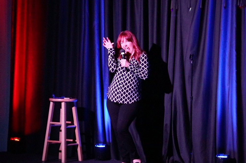 Delirious Comedy Club - Kathleen Dunbar