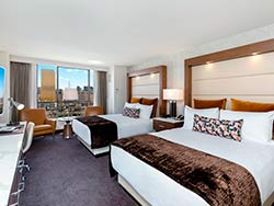 Premier Room - Two Queen Beds with City View