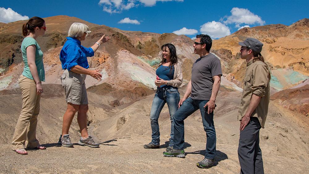 Death Valley Tour -