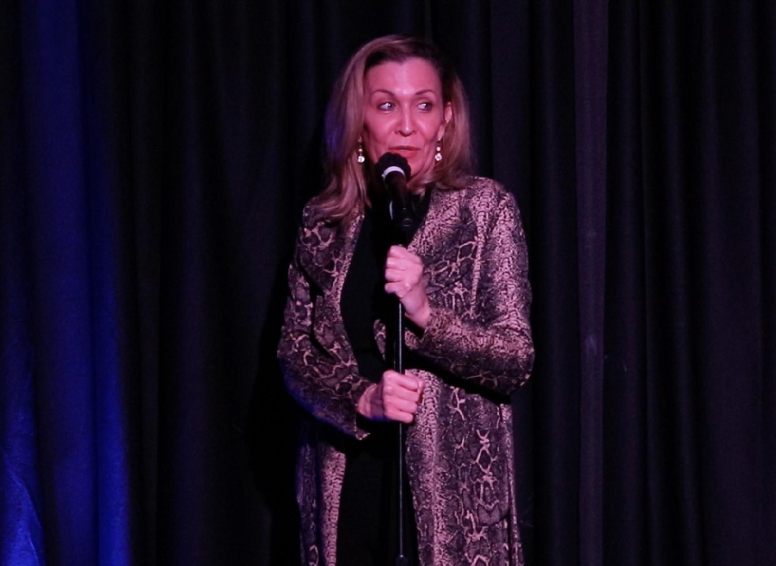 Delirious Comedy Club - Erin O'Connor
