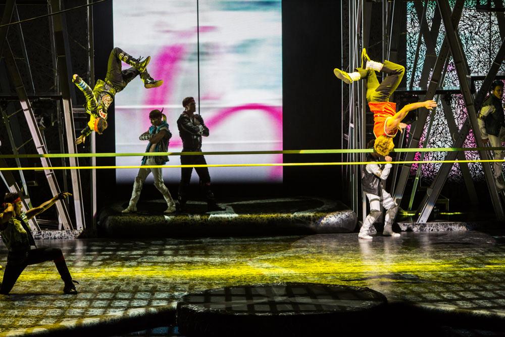 Michael Jackson ONE by Cirque du Soleil - Michael Jackson ONE