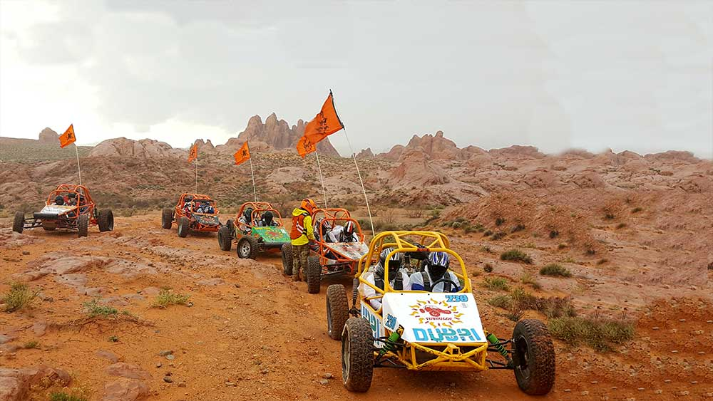 The Valley of Fire Natural Wonders Tour -