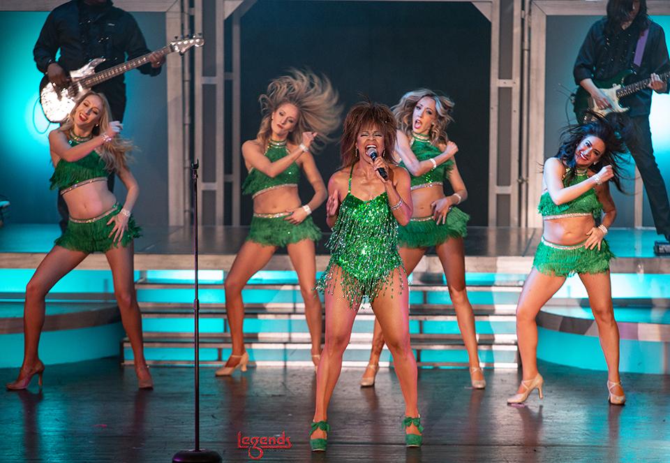 Legends in Concert - Tina Turner Tribute